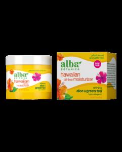 hawaiian oil-free moisturizer