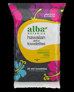 hawaiian detox towelettes