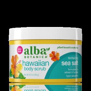 hawaiian body scrub